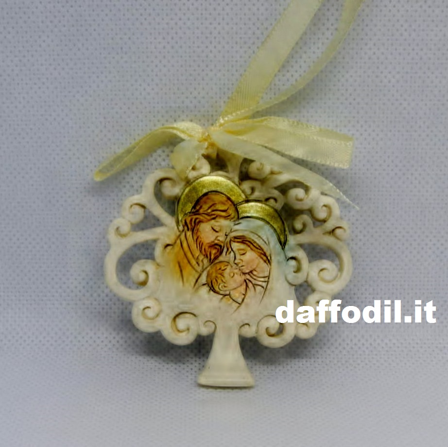 Pendente sacra famiglia