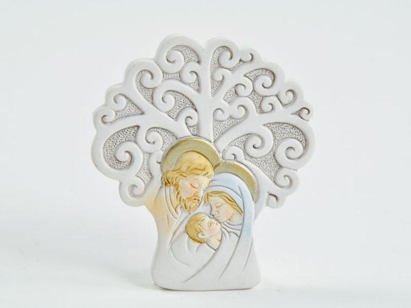 bomboniera bomboniere comunione ragazzo ragazza scatola scatole albero della vita sacra famiglia