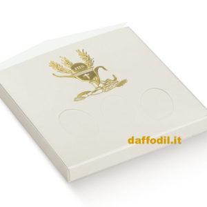 Bomboniere astuccio scatola portaconfetti per degustazione confetti nozze matrimonio