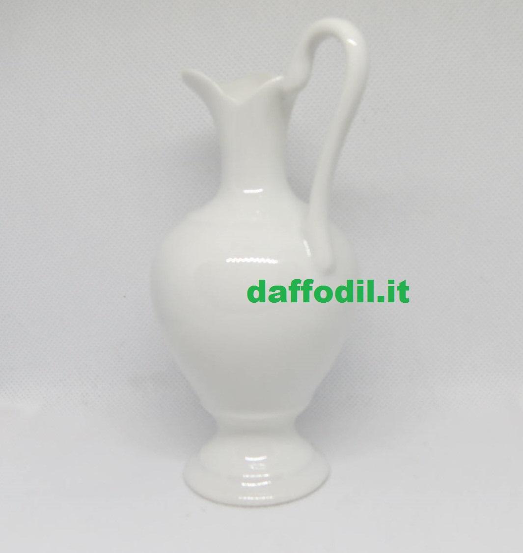 Anforina in porcellana