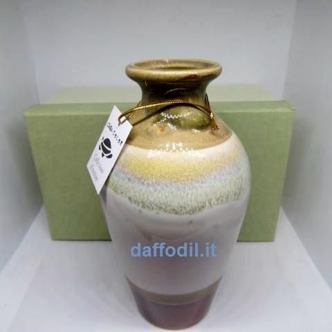 Vasetto in porcellana smaltata