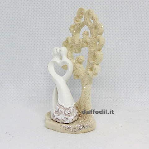 Sposi albero della vita con base
