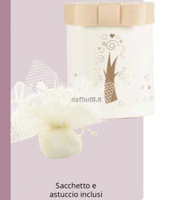 Harmony profumatore mongolfiera in porcellana con Led ed aromi