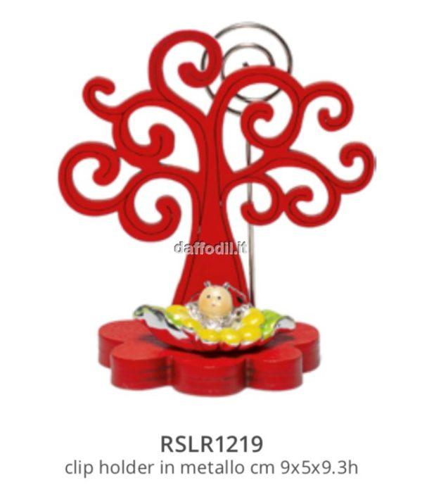 Harmony albero della vita laurea con 2 soggetti coccinella argentata assortiti