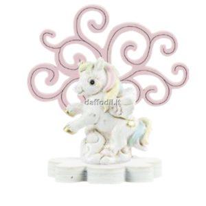 Harmony Albero della Vita legno rosa con Unicorno