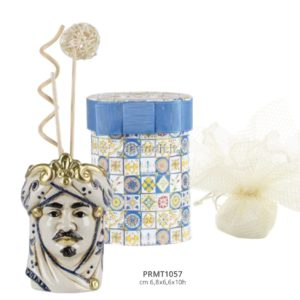 Harmony profumatore Moro Re blue/gold