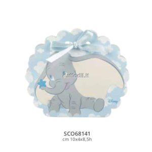 Harmony scatolina portaconfetti Dumbo Wald Disney