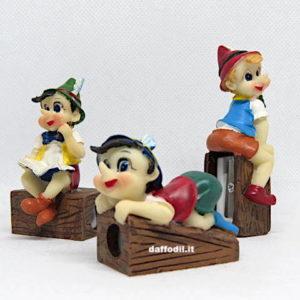 SOTTOCOSTO- Pinocchio temperino assortiti