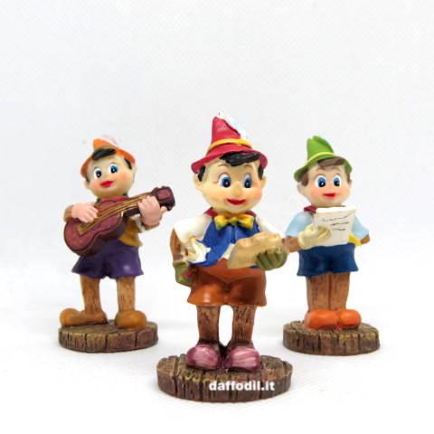 SOTTOCOSTO- Pinocchio alzato assortiti