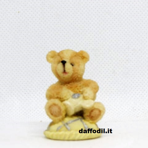 SOTTOCOSTO- Orsetto piccolo soggetti assortiti