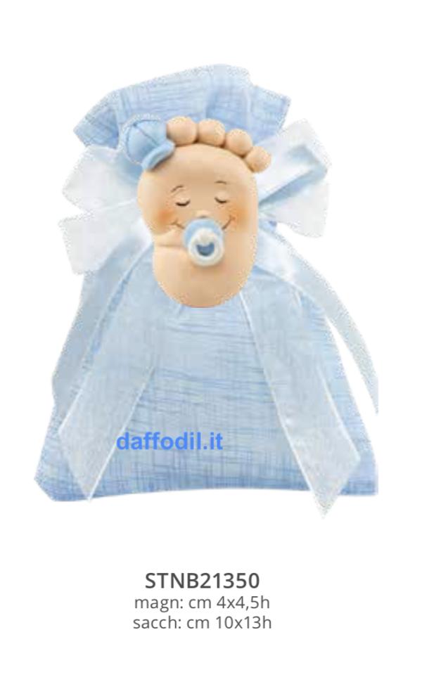 Harmony sacchetto Magnete Piedino Ciuccio Boy